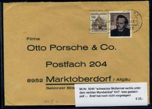 BUND 1966 Nr 504 II gestempelt (111785)