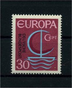 BUND 1968 Nr 520 I postfrisch (111810)