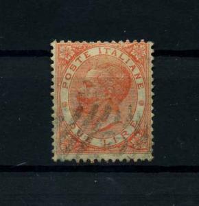 ITALIEN 1863 Nr 22 gestempelt (112040)