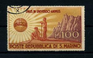 SAN MARINO 1945 Nr 350 gestempelt (112094)