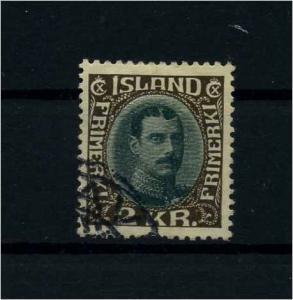 ISLAND 1931 Nr 166 gestempelt (112168)