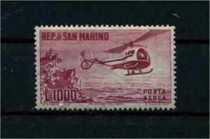 SAN MARINO 1961 Nr 696 postfrisch (112205)