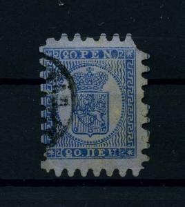 FINNLAND 1856 Nr 8C gestempelt (112240)