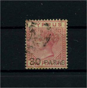 ZYPERN 1882 Nr 15 gestempelt (112260)