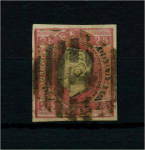 PORTUGAL 1870 Nr 38U gestempelt (112285)