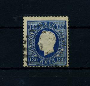 PORTUGAL 1870 Nr 42 gestempelt (112289)