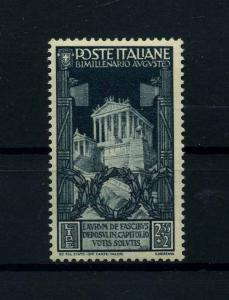 ITALIEN 1937 Nr 585 postfrisch (112307)