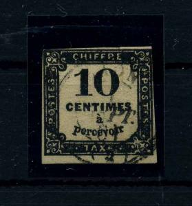 FRANKREICH 1859 Nr P2 gestempelt (112395)