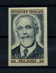 FRANKREICH 1965 Nr 1501 postfrisch (112409)