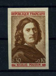 FRANKREICH 1965 Nr 1502 postfrisch (112411)
