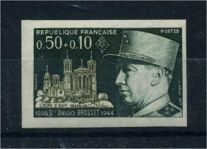 FRANKREICH 1971 Nr 1741 postfrisch (112414)