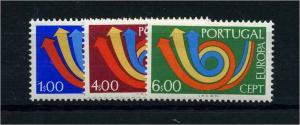 PORTUGAL 1973 Nr 1199-1201 postfrisch (112429)