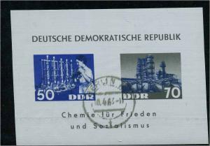 DDR 1963 Bl.18 gestempelt (112685)