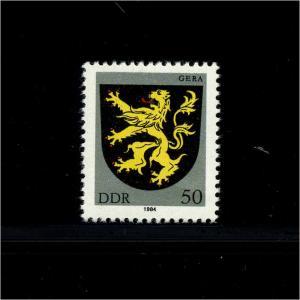 DDR 1984 Nr 2857 I postfrisch (112692)