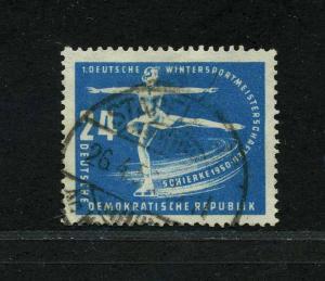 DDR 1950 Nr 247 I gestempelt (112709)