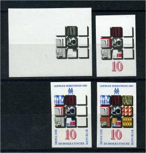 DDR 1969 Nr 1494 postfrisch (112717)