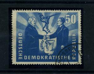 DDR 1951 Nr 285 gestempelt (112737)