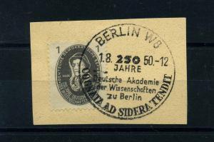 DDR 1950 Nr 261 gestempelt (112743)