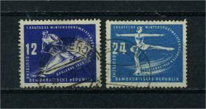 DDR 1950 Nr 246-247 gestempelt (112744)