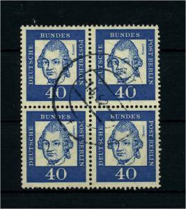 BERLIN 1961 Nr 207 gestempelt (113415)
