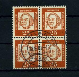 BERLIN 1961 Nr 205 gestempelt (113419)
