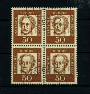 BERLIN 1961 Nr 208 gestempelt (113429)