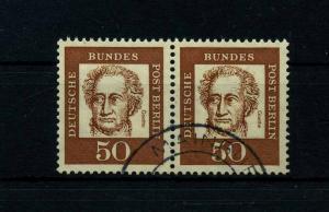 BERLIN 1961 Nr 208 gestempelt (113431)