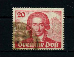 BERLIN 1949 Nr 62 gestempelt (113500)