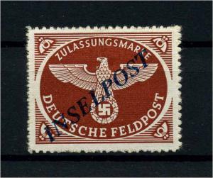 FELDPOST 1944 Nr 10BbI postfrisch (113767)