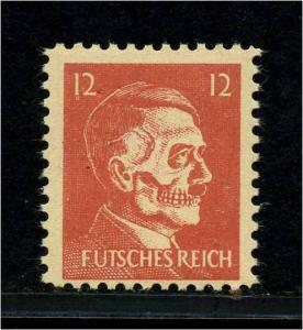 FELDPOST 1944 Nr 17 postfrisch (113780)