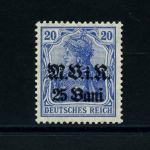 MV IN RUMAENIEN 1918 Nr 6a postfrisch (113812)