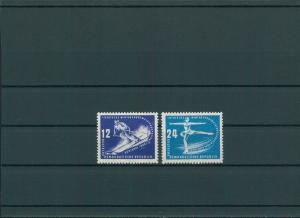DDR 1950 Nr 246-247 postfrisch (200014)