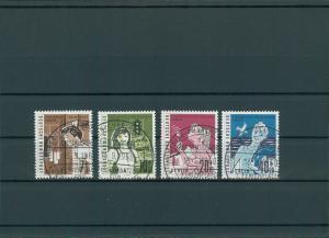 BERLIN 1960 Nr 193-196 gestempelt (200070)
