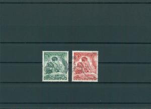 BERLIN 1951 Nr 80-81 gestempelt (200082)