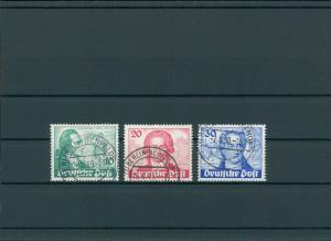 BERLIN 1949 Nr 61-63 gestempelt (200093)