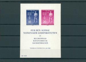 DDR 1955 Bl.11 postfrisch (200096)