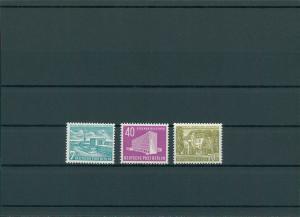 BERLIN 1954 Nr 121-123 postfrisch (200113)