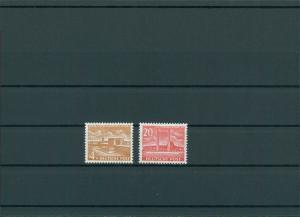 BERLIN 1953 112-113 postfrisch (200114)
