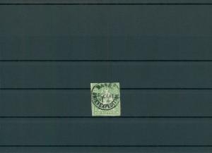SCHWEIZ 1854 Nr 16II gestempelt (200184)