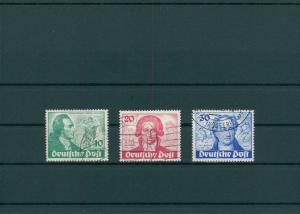 BERLIN 1949 Nr 61-63 gestempelt (200333)