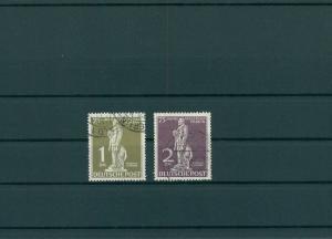 BERLIN 1949 Nr 40-41 gestempelt (200334)