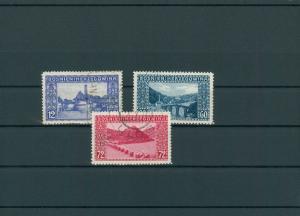 BOSNIEN+HERZEGOWINA 1906 Nr 61-63 gestempelt (200368)
