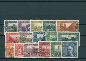 BOSNIEN+HERZEGOWINA 1906 Nr 29-44 gestempelt (200370)