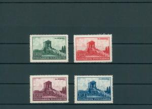 JUGOSLAWIEN 1939 Nr 389-392 postfrisch (200373)