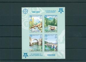BOSNIEN+HERZEGOWINA 2005 Bl.13B postfrisch (200471)