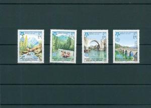 BOSNIEN+HERZEGOWINA 2005 Nr 339-342A postfrisch (200473)