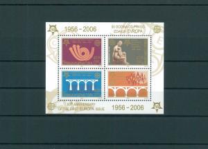 JUGOSLAWIEN 2005 Bl.60A postfrisch (200482)
