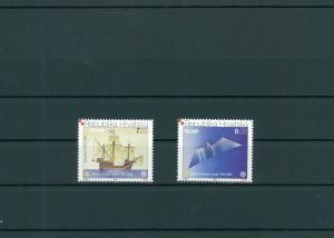 KROATIEN 2005 Nr 734-735 postfrisch (200486)