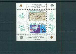 TUERK.ZYPERN 2006 Bl.24A postfrisch (200493)