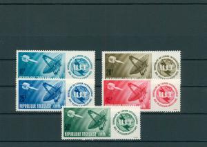 TOGO 1965 Nr 457-461A postfrisch (200554)